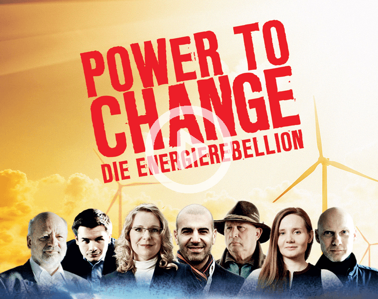Power to change Plakat Play